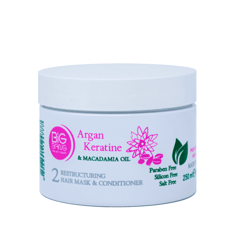 RESTRUCTURING HAIR MASK& CONDITIONER – 250 ml